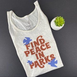 Free People Parks Project Tank Top Size M
